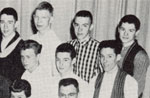 Student Council, Spring, 1960